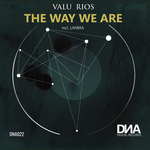 VALU RIOS - The Way We Are (Front Cover)