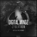 DIGITAL MINDZ - Cybertron (Front Cover)