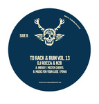 DJ ROCCA & N2B - To Rack & Ruin Vol 13 (Front Cover)