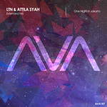 LTN & ATTILA SYAH - One Night In Jakarta (Front Cover)