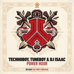 TECHNOBOY/TUNEBOY/DJ ISAAC - Power Hour (Front Cover)
