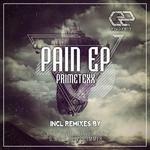 PRIMETEXX - Pain (Front Cover)