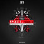 SANDY WAREZ/RICHIE GEE/NEGATIVE WARZ - Machete Remixes (Front Cover)