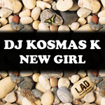 DJ KOSMAS K - New Girl (Front Cover)