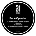 RUDE OPERATOR - Witchdoctor EP (Front Cover)