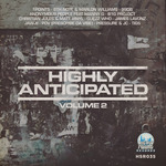 VARIOUS - Highly Anticipated Volume 2 (Front Cover)