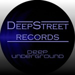 VARIOUS - Deep Underground (Front Cover)