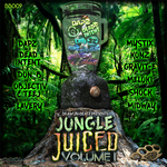 VARIOUS - Jungle Juiced Vol 1 (Front Cover)