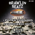 GRAVIT-E - Paper Chasing (Front Cover)