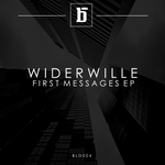 WIDERWILLE - First Messages EP (Front Cover)