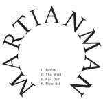 MARTIANMAN - MartianMan 007 (Front Cover)