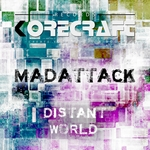 DISTANT WORLD - Madattack (Front Cover)