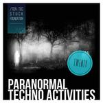 VARIOUS - Paranormal Techno Activities: TWENTY (Front Cover)