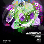 ALEX MILLENIUM - Loss Of Gravity EP (Front Cover)