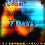 4 DA PEOPLE - 7 Days (Front Cover)