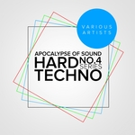 VARIOUS - Apocalypse Of Sound No.4: Hard Techno Series (Front Cover)