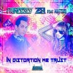 FRANCESCO ZETA feat NATSKI - In Distortion We Trust (Front Cover)