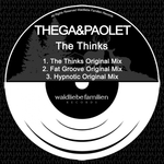 THEGA/PAOLET - The Thinks (Front Cover)