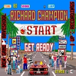RICHARD CHAMPION - Get Ready (Front Cover)