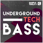 CR2 RECORDS - Underground Tech Bass (Sample Pack WAV/MIDI) (Front Cover)