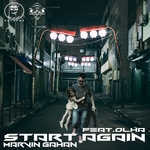 MARVIN GAHAN feat OLHA - Start Again (Front Cover)