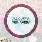 AUDIO AFFAIR - Primavera (Front Cover)