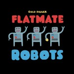 FLATMATE - Robots EP (Front Cover)