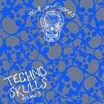 VARIOUS - Techno Skulls Vol 3 (Front Cover)