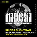PRIDE & SLIGHTMAN - Breakdown The Doors (Front Cover)