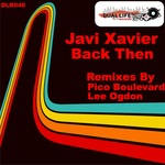 JAVI XAVIER - Back Then (Front Cover)