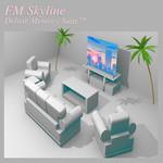 FM SKYLINE - Deluxe Memory Suitea (Front Cover)