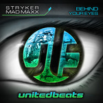STRYKER & MAD MAXX - Behind Your Eyes (Front Cover)