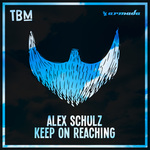ALEX SCHULZ - Keep On Reaching (Front Cover)