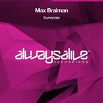 MAX BRAIMAN - Surrender (Front Cover)
