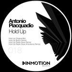 ANTONIO PIACQUADIO - Hold Up (Front Cover)