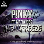 P!NKY - Break Freeze (Front Cover)