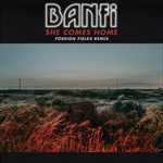 BANFI - She Comes Home (Front Cover)