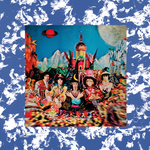 THE ROLLING STONES - Their Satanic Majesties Request (50th Anniversary Special Edition / Remastered) (Front Cover)