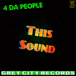 4 DA PEOPLE - This Sound (Front Cover)
