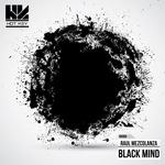 RAUL MEZCOLANZA - Black Mind (Front Cover)