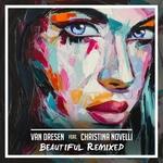 VAN DRESEN - Beautiful (REMIXED) (Front Cover)