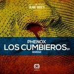 PHENOX - Los Cumbieros (Front Cover)