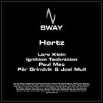 HERTZ - Mixes 1 (Front Cover)