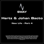 HERTZ & JOHAN BACTO - New Life: Part 4 (Front Cover)