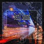 REZQ SOUND - Agression (Front Cover)