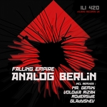 ANALOG BERLIN - Falling Empire (Front Cover)