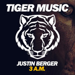 JUSTIN BERGER - 3 AM (Front Cover)