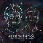 LOST FREQUENCIES - Here With You (Front Cover)