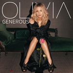 OLIVIA HOLT - Generous (Front Cover)