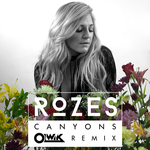 ROZES - Canyons (OLWIK Remix) (Front Cover)